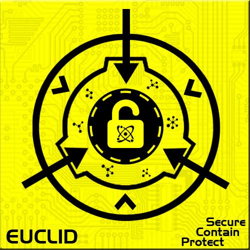 Маркировка класса «Евклид»