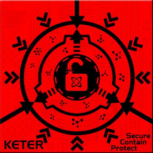 Маркировка класса «Кетер»