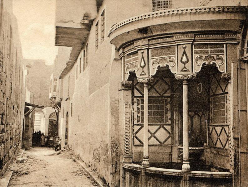 SCP-1201, Дамаск, район ████,██ лет до постановки на содержание
