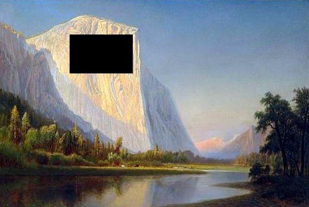 Изображение SCP-1753, подвергнутое цензуре.