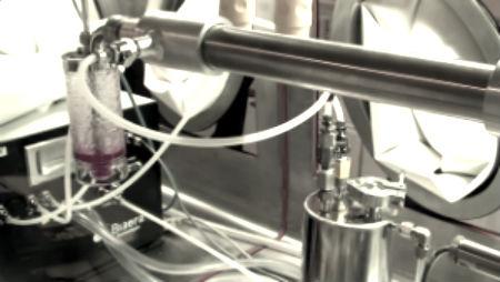 Процесс очистки Состава Z21-Фиолетовый