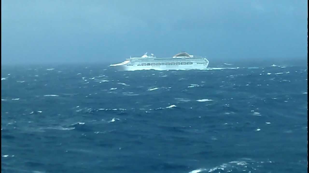 """SCP-2846-A атакует гражданское круизное судно. Видеоматериал обнаружен на вебсайте """"Рыцарей Истины"""" и удалён."""