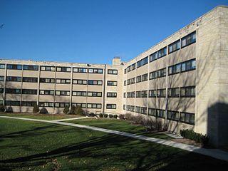 Общежитие ██████ до инцидента 922-0A. Фото предоставлено выпускником, обитающим в другом штате.|width=240px