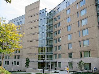 Общежитие ██████, сфотографированное сотрудниками на месте во время инцидента 922-0A.|width=240px
