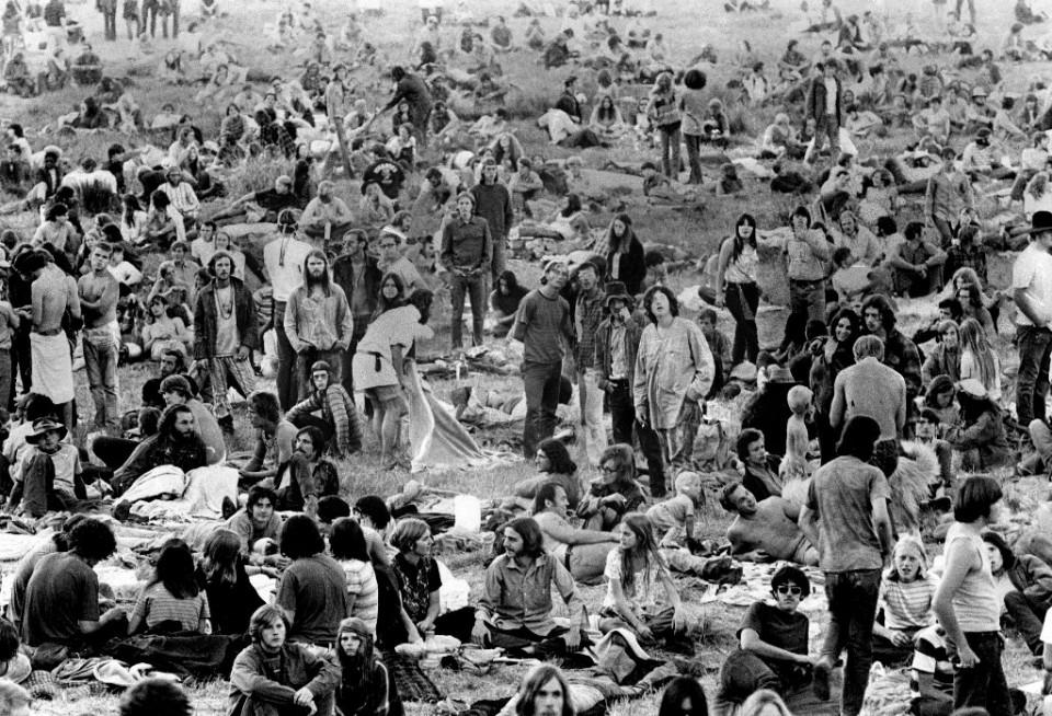 Vortex I: A Biodegradable Festival of Life (1970), ставший причиной основания Зоны 64.